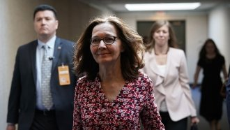 Former Ambassadors Say They've Got Concerns About Haspel Heading CIA