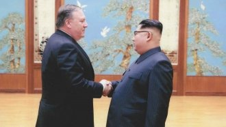 Pompeo: US Could Help North Korea Improve Its Economy