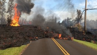 Kilauea Volcano Eruption Is Also Affecting Hawaii's Tourism