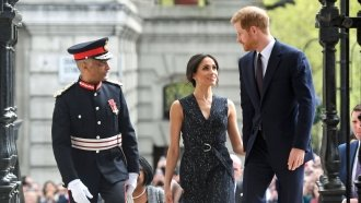 Royal Wedding, Meghan Markle Spark Conversations About Race In The UK