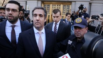 Cohen Reportedly Solicited Money From The Qatari Government