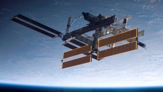 Privatizing The International Space Station Might Be Hard To Do