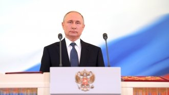 Proposed Law Would Keep Putin In Power Beyond 2024