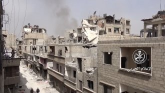 The Syrian Government Has Regained Control Of Its Capital City