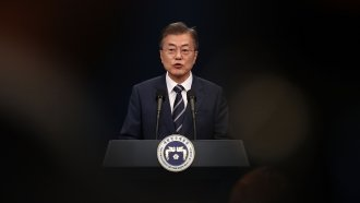 South Korea's President Could Join Trump And Kim At Potential Summit
