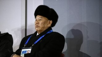 North Korea Pins Diplomacy Hopes On Sanctioned Ex-Spy Chief