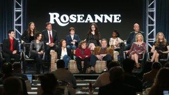 """Roseanne"" stars"