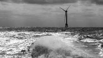 How Wind Turbines Could Guard The Coast Against Strong Hurricanes