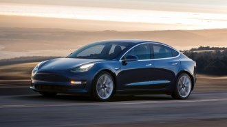 A Software Fix Made A Big Difference For The Tesla Model 3's Brakes