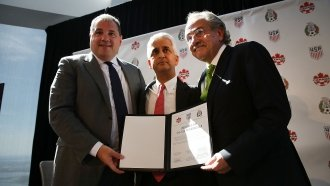 US, Canada And Mexico Will Co-host The 2026 World Cup