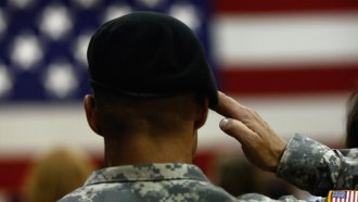 A New VA Report Examines The Suicide Rate Among Veterans