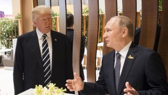 Putin And Trump Will Have A Face-To-Face Meeting In July
