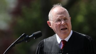 Supreme Court Justice Anthony Kennedy Announces His Retirement