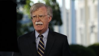 Bolton Pushes Breakneck Pace For North Korea Disarmament — Again