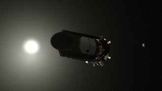 NASA's Kepler Spacecraft Will Hibernate To Save Fuel