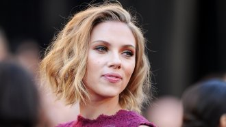 Scarlett Johansson Withdraws From Playing Role Of Transgender Man