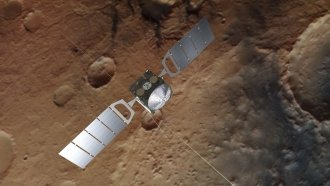 Scientists Want To Be Sure There's An Underground Lake On Mars