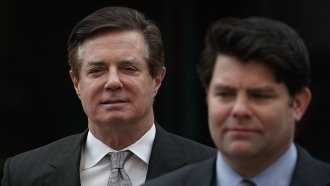Week One Of Manafort's Trial: Lavish Lifestyle And Falsified Documents