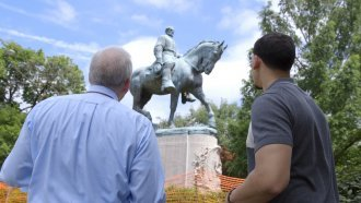 Charlottesville Remains Ground Zero For The Confederate Statues Debate