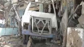Several Yemeni Children Killed By Coalition Airstrike