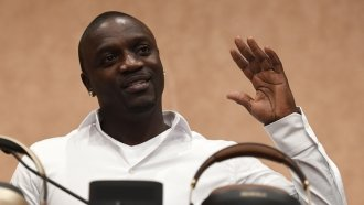 Recording artist Akon created his own city in Africa.