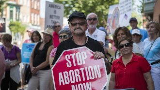 Anti-Abortion Rights Democrats Face Uncertain Future In Congress