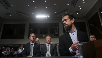 After Denying Former Requests, Twitter's CEO Testifies Before Congress