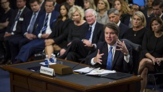 Kavanaugh Sidesteps Presidential Powers Questions At Hearing