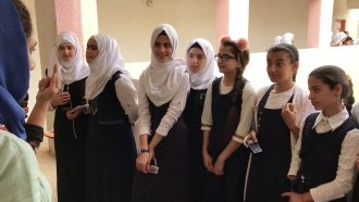 Girls In Iraq Learn To Tell Their Stories Through Photography
