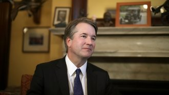 New Kavanaugh Emails Shed Light On His Thoughts About Abortion, Race
