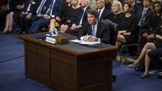 Brett Kavanaugh Accusations Echo A Previous High-Profile SCOTUS Saga