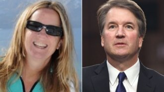 Christine Blasey Ford Is Willing To Testify Next Week, But Not Monday