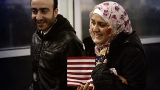 How Does Trump's Refugee Cap Compare To Other Nations?
