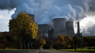 Addressing The Dire Climate Straits Could Mean Leaving Coal Behind