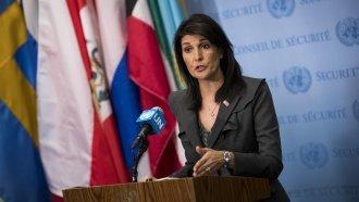 Nikki Haley Unexpectedly Resigns From Post As UN Ambassador