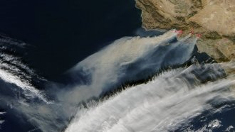 What Makes California's Santa Ana Winds So Fierce?