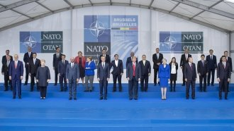 NATO Head Doesn't Think Alliance Will Deploy More Nuclear Weapons