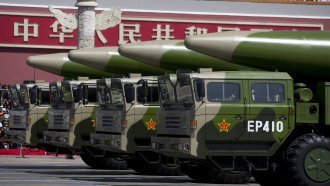 The Breakup Of A US-Russia Treaty Might Be All About Chinese Missiles