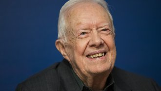 Jimmy Carter Asks Georgia Secretary Of State Brian Kemp To Resign
