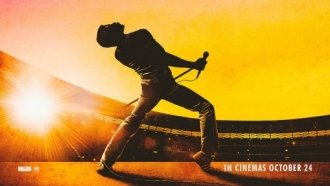 "Film poster for ""Bohemian Rhapsody"""