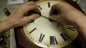 Our Internal Clocks Are At Odds With Daylight Saving Time