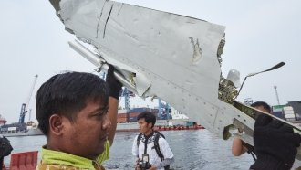 Boeing Issues A Warning To Pilots After Indonesian Plane Crash