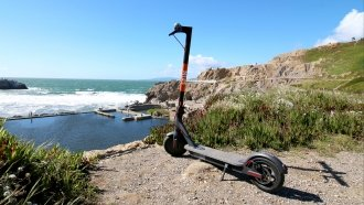 Ford Buys Electric Scooter-Sharing Company Spin