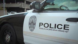 Austin Police Department squad car