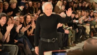 Ralph Lauren Receives Honorary British Knighthood