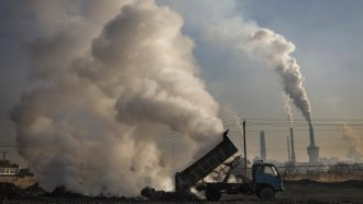 UN Report Warns Greenhouse Gases Hit Record Levels