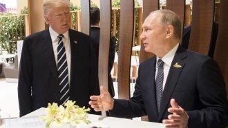 President Trump Scraps G20 Talks With Putin Over Ukraine Conflict