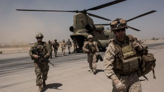 Trump Reportedly Wants To Withdraw US Troops From Afghanistan