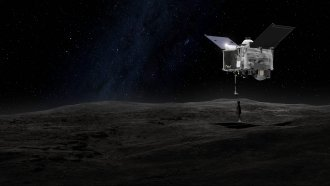 How A NASA Probe Will Orbit An Asteroid With Almost No Gravity