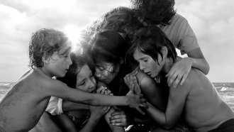 "The main characters of ""Roma"""